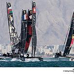 GC32 OMAN CUP, Muscat, Oman. Pedro Martinez / Sailing Energy/ GC32 Racing Tour. 08 November, 2019.<span>Pedro Martinez/SAILING ENERGY</span>