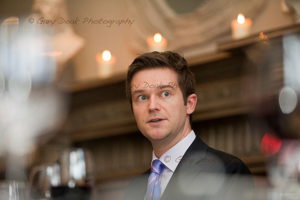 ICAS roundtable event, Bonham Hotel, Edinburgh<br /> Stuart Jefford