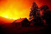 Washington Wildfires 2015