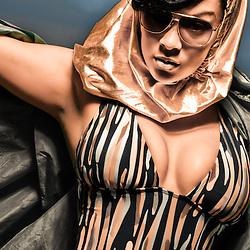 Model:  Diamond Chante | Stylist:  Aisha Keys