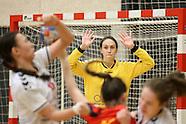 HBALL: 18-3-2016 - Russia - Romania - U18 Match