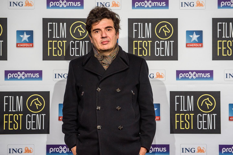 Film Fest Gent - Nicolas Saada (15-10-2015)
