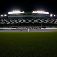 Daytona Tire Test 2008 (2009 PreSeason)