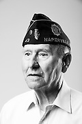 Robert W. Bell<br /> Army<br /> PFC<br /> Airborne<br /> Sept. 1946 - Jan. 1948<br /> WWII (South Pacific)<br /> <br /> Veterans Portrait Project<br /> Chicago, IL