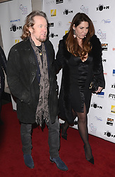Adrian Smith attends Zoom F1 Charity Auction and Reception at The InterContinental Hotel, Park Lane, London on Friday 16 January 2015