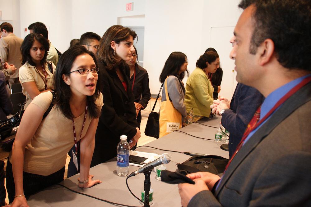 """Covering the War in Iraq"": Irawati Wisnumurti of The NewsMarket speaks to Rajiv Chandrasekaran, former Baghdad bureau chief for The Washington Post."