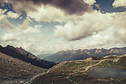 looking from Italy into Switzerland..<br /> Lanzada, Lombardia,Italy<br /> Have a nice weekend!