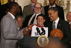 JAN 28 2013 Obama - Miami Heat