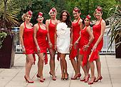 Tamara Ecclestone & The Red Room Girls
