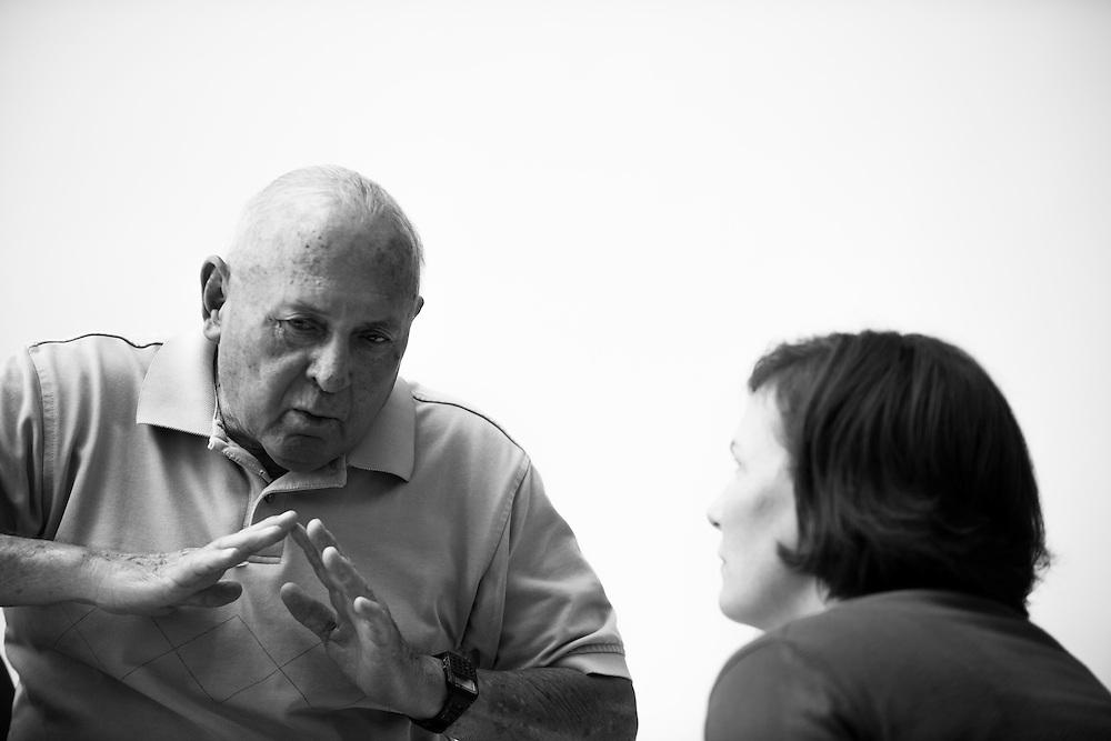 Ralph De La Rosa<br /> Marine Corps<br /> E-6<br /> 0300/7113<br /> 1961 - 1966<br /> Vietnam<br /> <br /> Veterans Portrait Project<br /> Colorado Springs, CO San Antonio, Texas