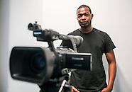 Filmmaker Antonio James