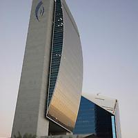 Sheraton Creek  Hotel. Dubai grows each minute. Beautiful buildings are built every minute around the city. Dubai.<br />
