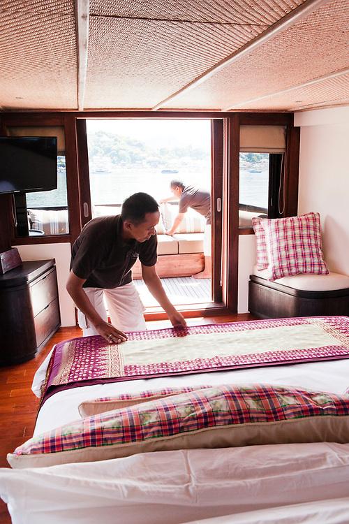 Masater-suite on Alila Purnama.