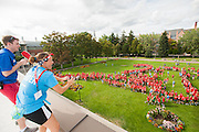 Orientation 2014 at Gonzaga University (Photo by Gonzaga University)