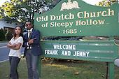 9/26/2014 - Fox  Sleepy Hollow Cast Visits Sleepy Hollow, NY