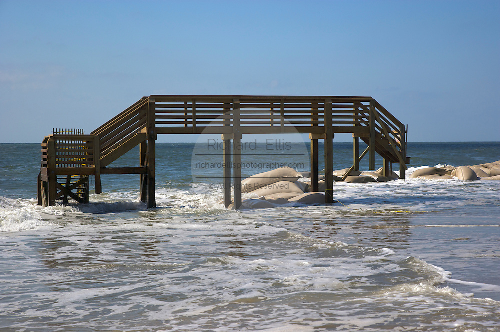Deck House Carolina Beach North Carolina