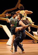 JAN 30 2013 Tatyana, Companhia de Danca Deborah Colker