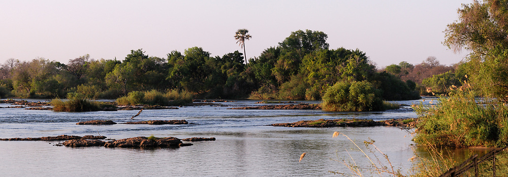 Zambesi River, Livingstone, Southern Province, Zambia