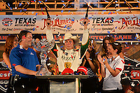 Ed Carpenter, Texas Motor Speedway, Ft. Worth, TX USA 6/7/2014