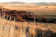 Big Hole Valley, Land of 10,000 Haystacks, Bull Creek, Montana
