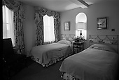 1966 Interior of the Royal Hibernian Hotel