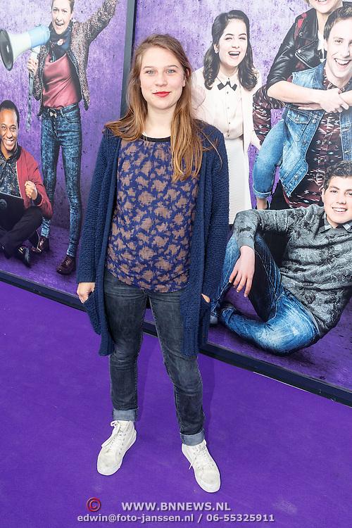 NLD/Amsterdam/20150614 - Filmpremiere Spangas in Actie, Jasmijn Vriethoff