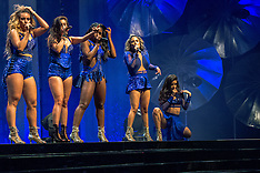 Fifth harmony Performs at Orange County Fair