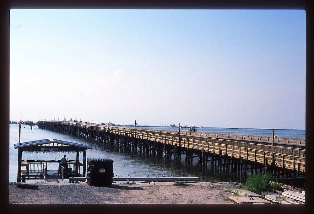LA-1 Bridge, Grand Isle, LA