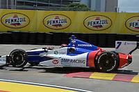 Mikhail Aleshin, Shell Houston GP, Reliant Park, Houston, TX USA 6/29/2014