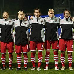 101124 Wales Women v Bulgaria