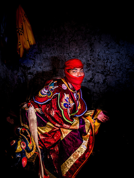 Vittore Buzzi Photo Picture Bhutan