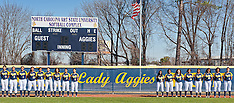 2013 A&T Softball Team Pictures