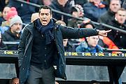 ROTTERDAM - Feyenoord - SC Cambuur , Voetbal , Seizoen 2015/2016 , Eredivisie , Feijenoord Stadion De Kuip , 06-03-2016 ,  Giovanni van Bronckhorst