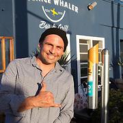 Surfrider Whaler Ashcan Install