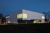 Cranfield University Sports Hall