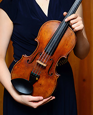OCT 17 2014 Stradivarius violin to auction at Sothebys
