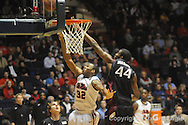 Ole Miss' Zach Graham (32) vs South Carolina on Wednesday, January 20, 2010 in Oxford, Miss.