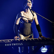 Amanda Palmer & The Grand Theft Orchestra - 11/11/12 - Turner Hall Ballroom
