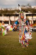 Powwow, kids, Rocky Boy Powwow, Fancy Dancer, Rocky Boy Indian Reservation, Montana.