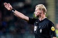 DEN HAAG - ADO Den Haag - FC Twente , Voetbal , Seizoen 2015/2016 , Eredivisie , Kyocera Stadion , 04-03-2016 , Scheidsrechter Kevin Blom
