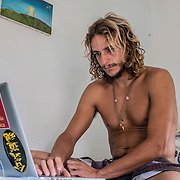 Eric Freitas, the 29-year-old oceanographer, activist and surfer who is fighting a cover-up of Brazil's worst ever environmental disaster.