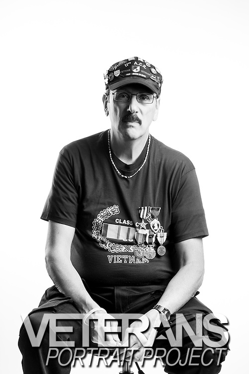 Allan Portnoy<br /> Army<br /> E-4<br /> Military Police<br /> Vietnam<br /> 1966 - 1967<br /> <br /> Veterans Portrait Project<br /> New York City, NY