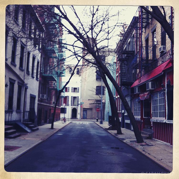 Minetta Lane, New York City