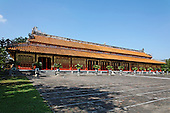 Mieu Temple, Imperial City, Hue, Vietnam