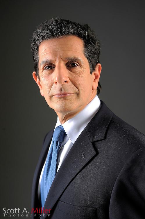 May 18, 2009; Orlando, Florida: Lawyer Mark NeJame shot for Orlando Magazine's 50 Most Powerful People. ..© 2009 Scott A. Miller