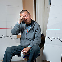 Gonkar Gyatso, Artist