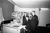 1964 - Contract signed for new Burroughs Accounting Machine
