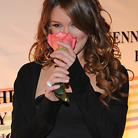 Joss Stone attends the 31st annual Kennedy Center Honors, at the John F Kennedy Center for the Performing Arts in Washington, DC on December 07, 2008