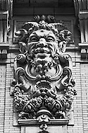 Gargoyle, The Ansonia, New York City, New York,by Graves and Duboy, Beaux-Arts style