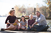Portrait Photography/Family Photos: Bristol River Side Family Photo Session